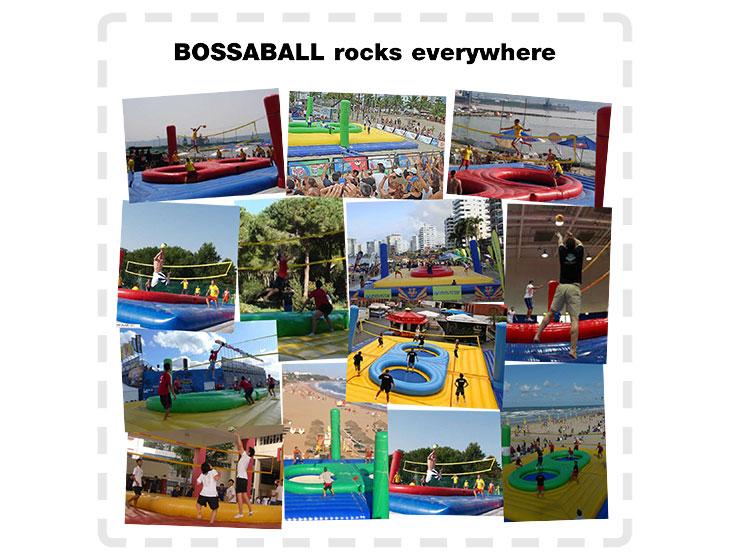 BOSSABALL - Fun-Sport, Event-Organisation, Wien, Graz (2009)