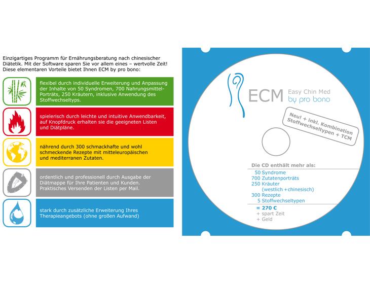 ECM für TCM - Flyer