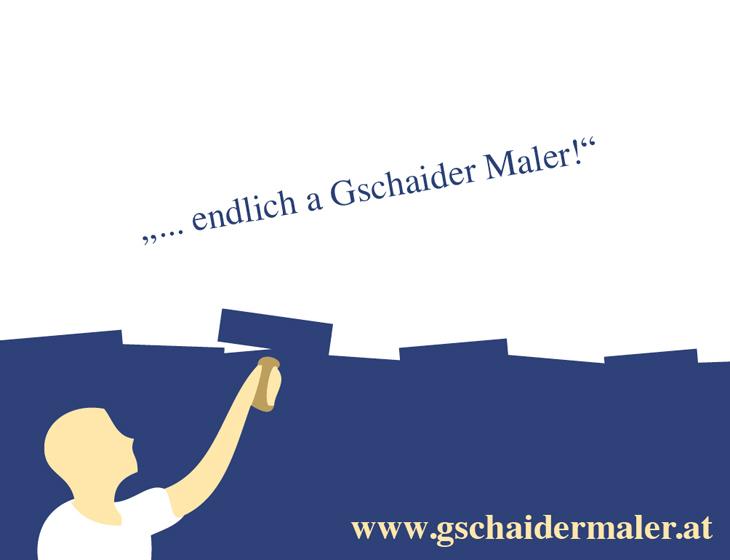 Christian Gschaider - Re-Branding, Logo-Entwicklung, Drucksorten, T-Shirts (2013)