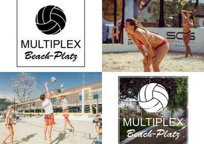 MULTIPLEX Beach-Platz