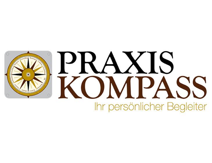 PRAXISKOMPASS - Logo