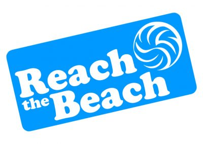 Reach the Beach - Logo