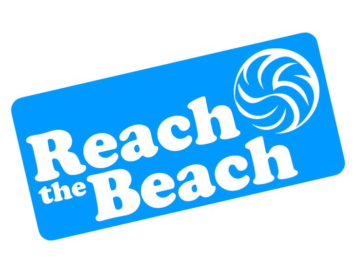 Reach the Beach - Logo