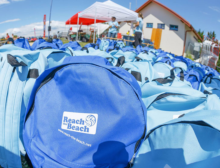 Reach the Beach - Re-Branding, Neu-Start, Vermarktung, PR, Event-Management (seit 2016)