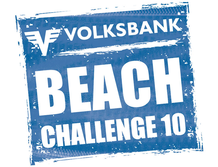 Volksbank Beach Challenge - Logo