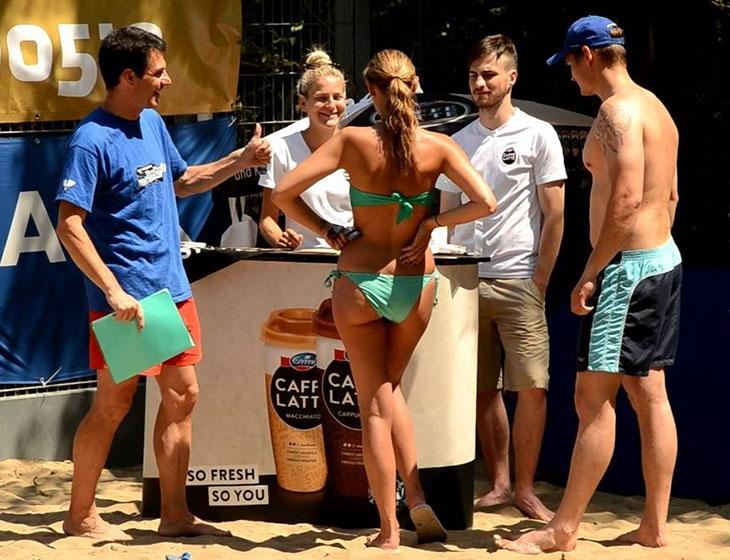 Volksbank Beachvolley Bädersommer - Organisation