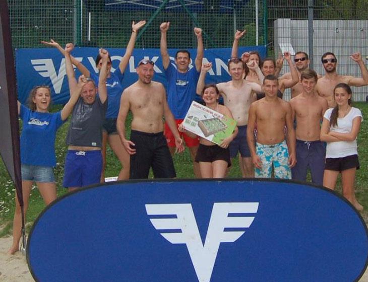 Volksbank Beachvolley Bädersommer - Sieger-Teams