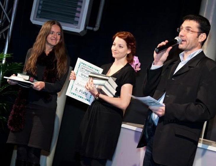 art.experience - Kurzgeschichten-Wettbewerb Zeilen.Lauf