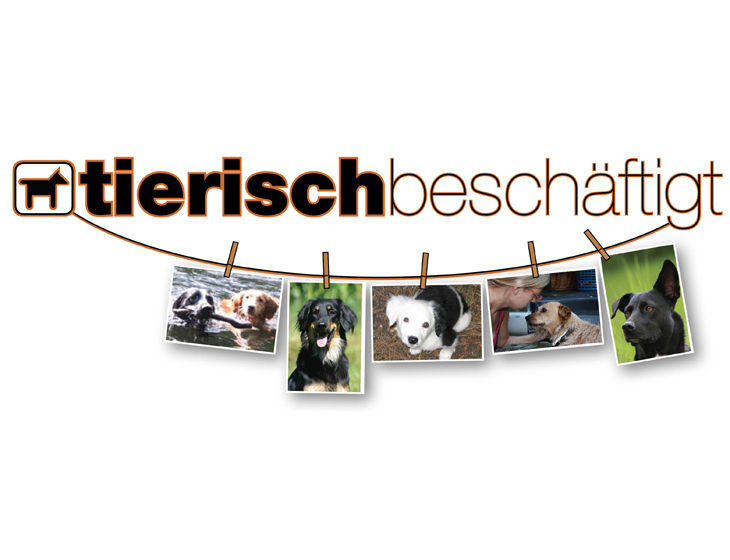 tierisch beschäftigt - Branding, Logo-Entwicklung, Visitenkarten (2008-2009)