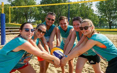 NÖ Betriebs-Beach-Cup