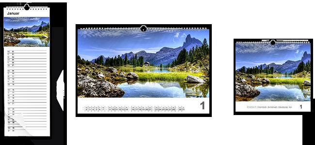 Foto-Kalender von FSC _ Druck