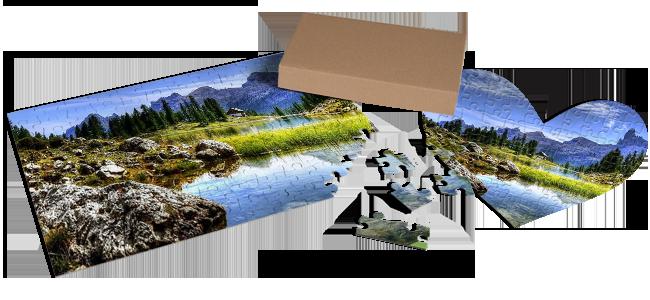 Foto-Puzzle von FSC _ Druck